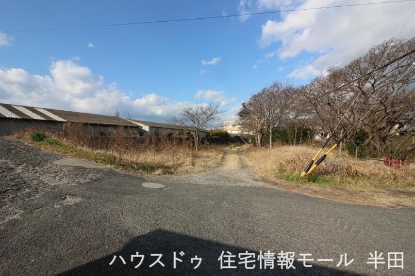外観・現況 常滑鬼崎郵便局まで徒歩5分(約400m)