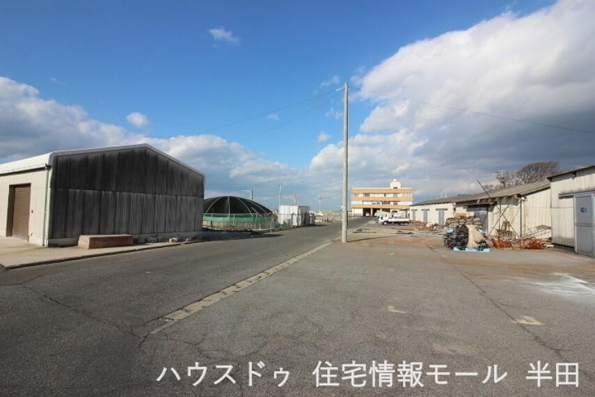 ヤマナカ常滑青海店まで徒歩30分(約2400m)
