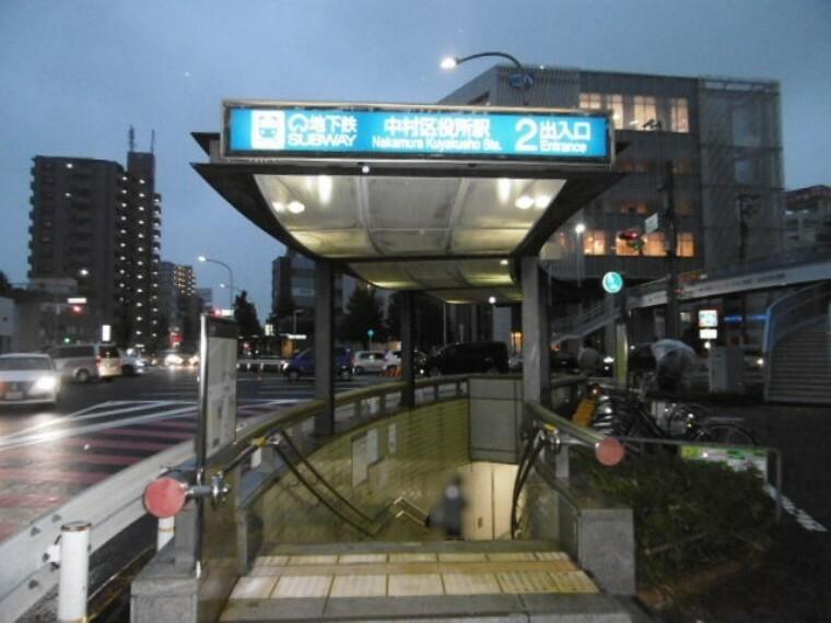 地下鉄桜通線「中村区役所」駅 徒歩9分