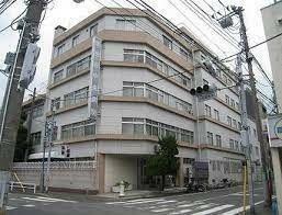 病院 さくら会世田谷中央病院 徒歩12分。