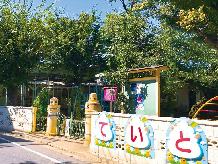 幼稚園・保育園 私立帝都幼稚園