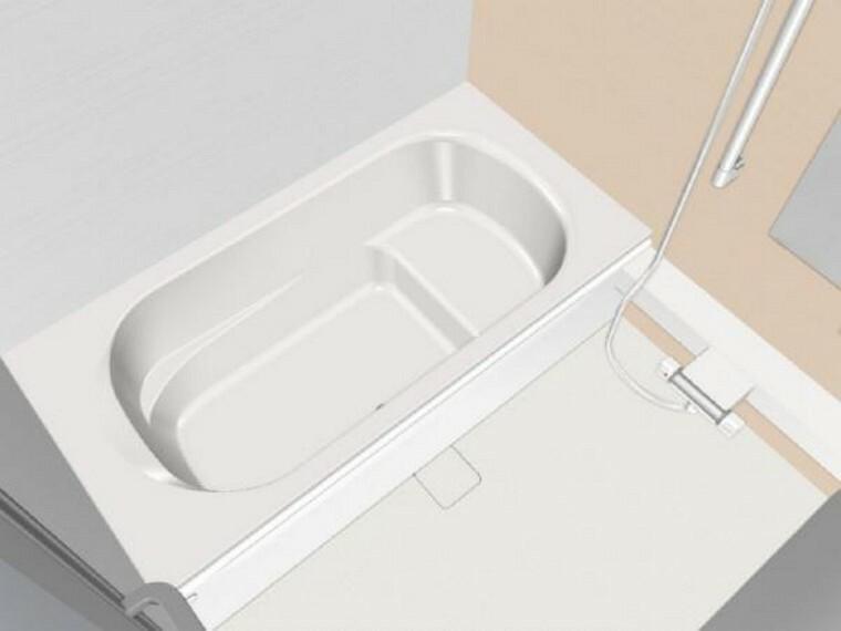 【同仕様写真】1坪のゆったりした浴室はハウステック製の新しいユニットバスに交換します。