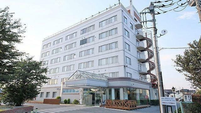 病院 大島記念嬉泉病院 徒歩15分。
