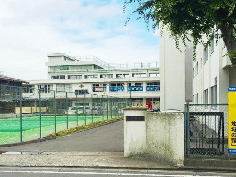 中学校 南小泉中学校