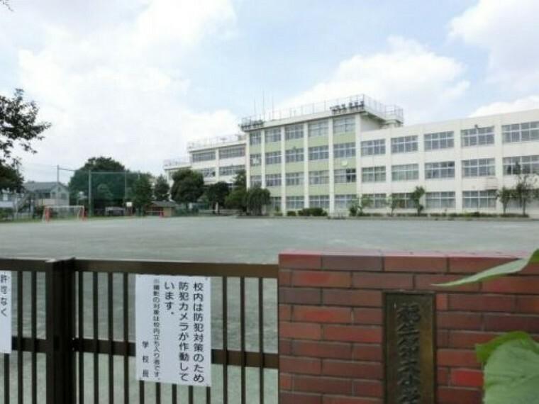 小学校 【小学校】福生市立第六小学校まで417m
