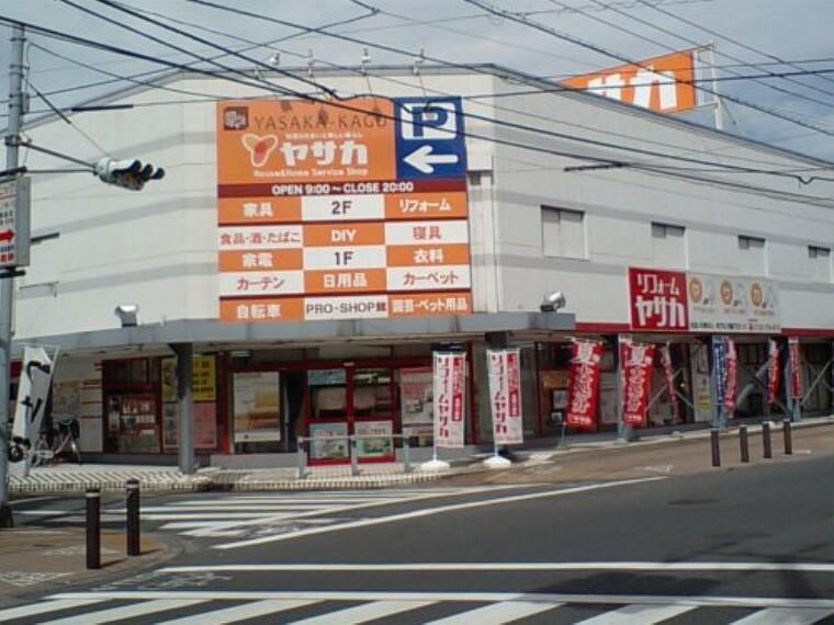 ホームセンター 【ホームセンター】ヤサカ 福生店まで756m