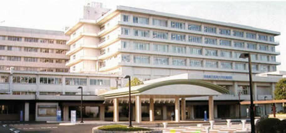 病院 奈良県立医科大学付属病院(車利用5分)