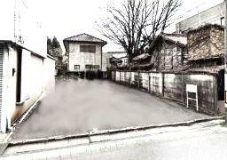 現況写真 幅員8mの広い公道が前面にある閑静な住宅街!
