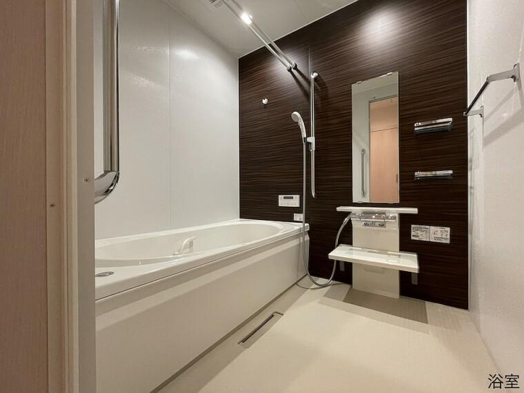 浴室 8号棟浴室