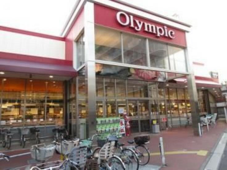 スーパー Olympic西尾久店 徒歩4分。