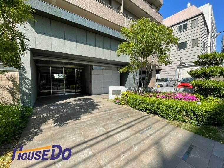 周辺施設が充実しており、生活しやすい立地のマンションです!