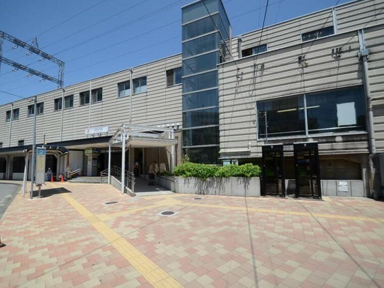 宮前平駅(東急田園都市線)(渋谷駅までの所要時間は約23分。ホームドアが設置されており安全なホームです。)