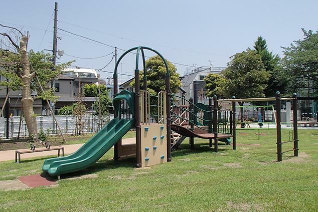 公園 南長崎中央公園