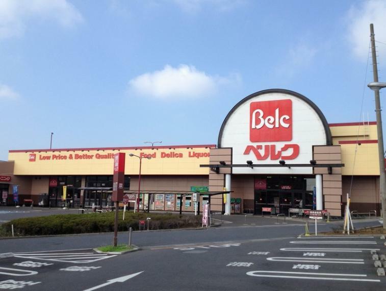 スーパー ベルク山口店