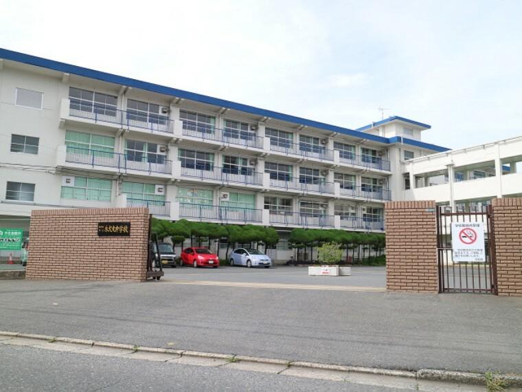 中学校 北九州市立永犬丸中学校