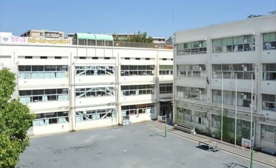 小学校 横浜市立日下小学校 学校教育目標:夢に向かって ともに歩み 未来を拓く 日下小