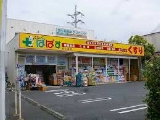 ドラッグストア どらっぐぱぱす西小岩店 10時~21時営業
