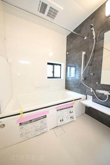 浴室 バスもまもなく完成です。