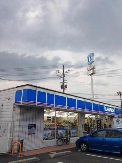 コンビニ ローソン児島インター店