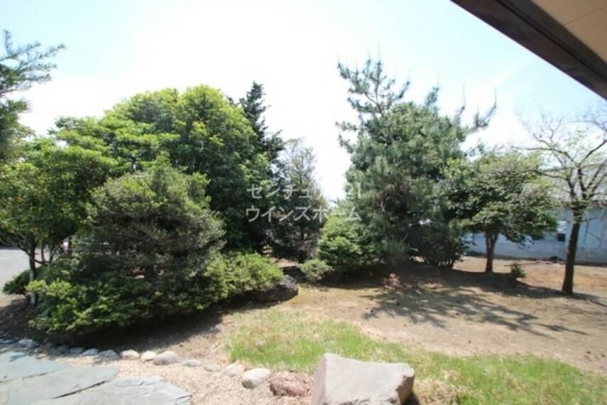 庭 ガーデニングも楽しめます。