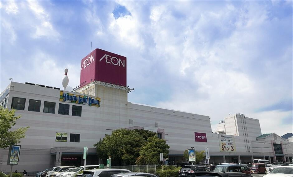 ショッピングセンター 令和3年4月撮影