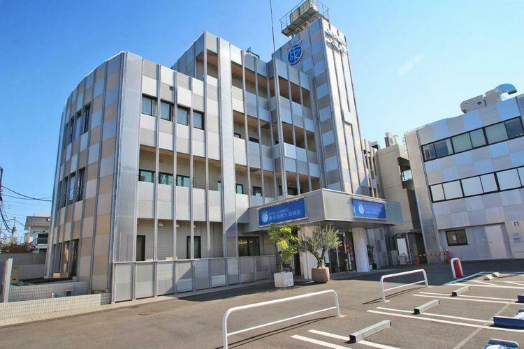 病院 東京国際大堀病院 徒歩18分。