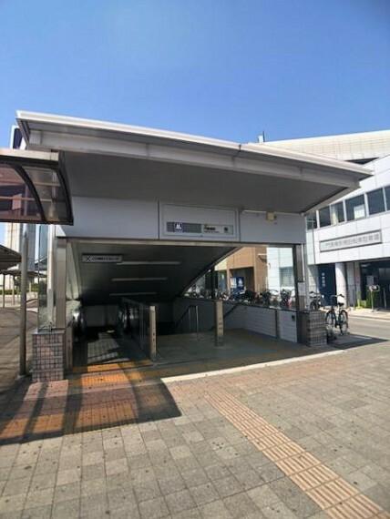 大阪メトロ長堀鶴見緑地線「門真南」駅