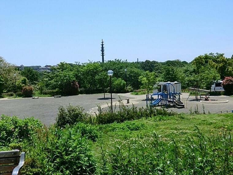 公園 仏向倉沢北公園