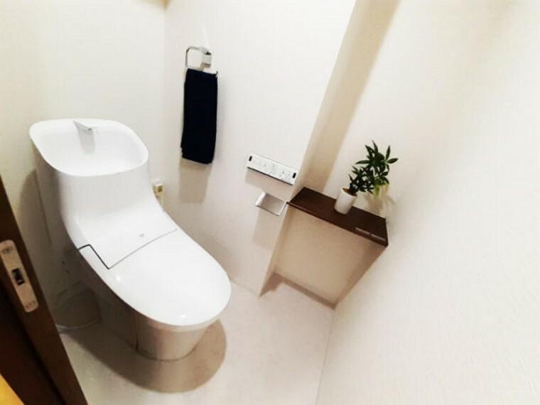 専用部・室内写真 トイレ交換
