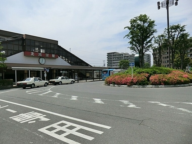 北鴻巣駅(JR 高崎線)