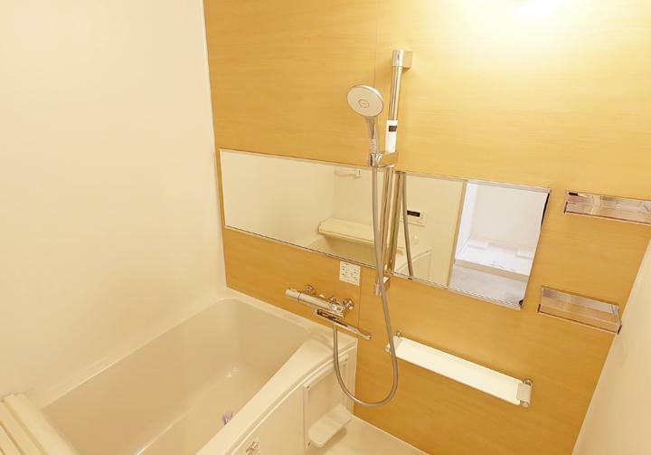 浴室 ユニットバス新規交換。