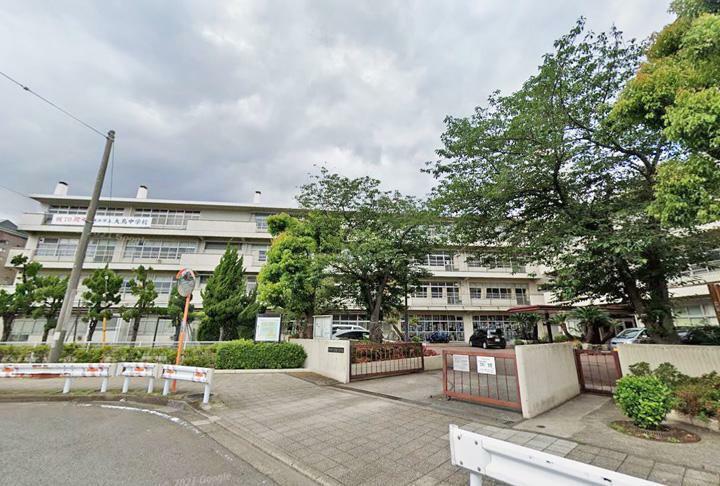 中学校 横浜市立大鳥中学校