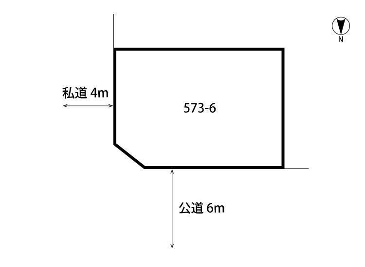 土地図面 土地形状図面
