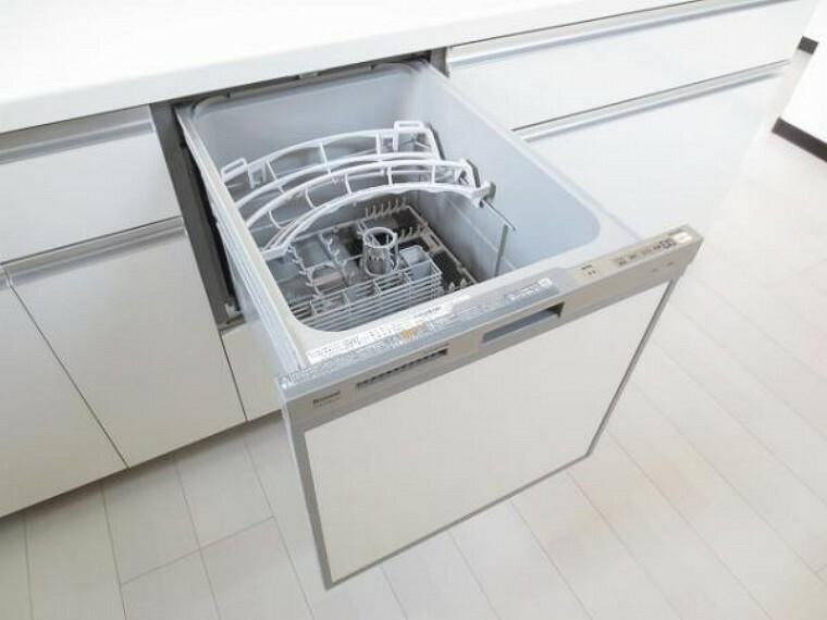 同仕様写真(内観) \同仕様写真/食洗機があると毎日の家事の負担が軽減できますね