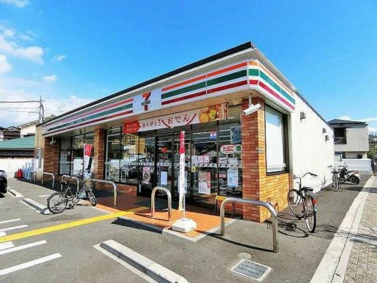 コンビニ セブンイレブン 寝屋川対馬江東町店