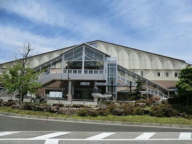 小田急小田原線「渋沢」駅 距離約1280m