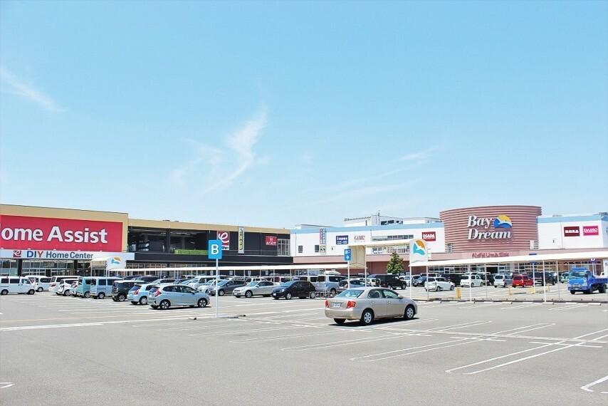 ショッピングセンター ベイドリーム清水