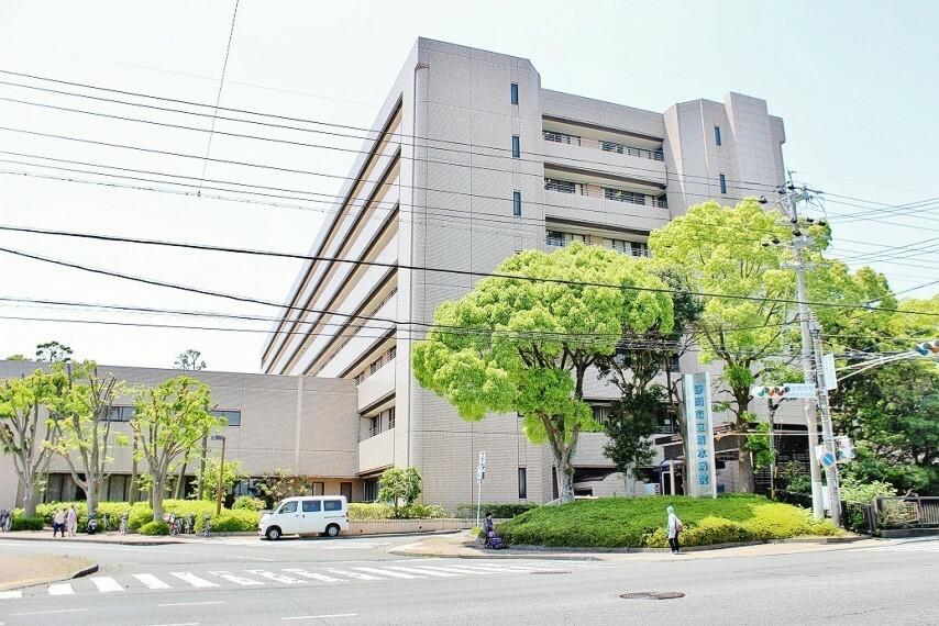 病院 静岡市立清水病院