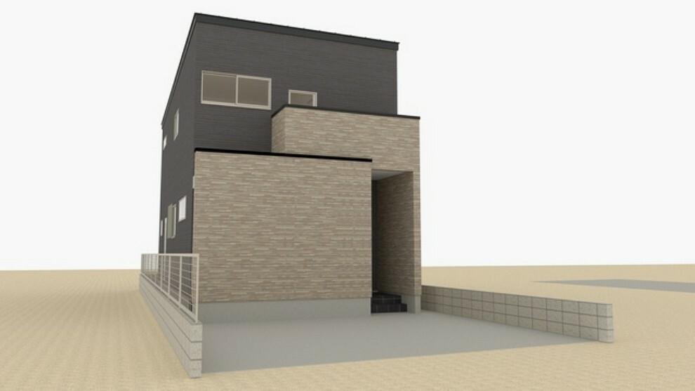 現況外観写真 安全で機能的なオール電化住宅。セキュリティも生活に必要な設備も充実した物件です^^