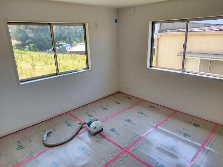 【リフォーム中】天井・壁を補修します。(2021.5.30撮影)
