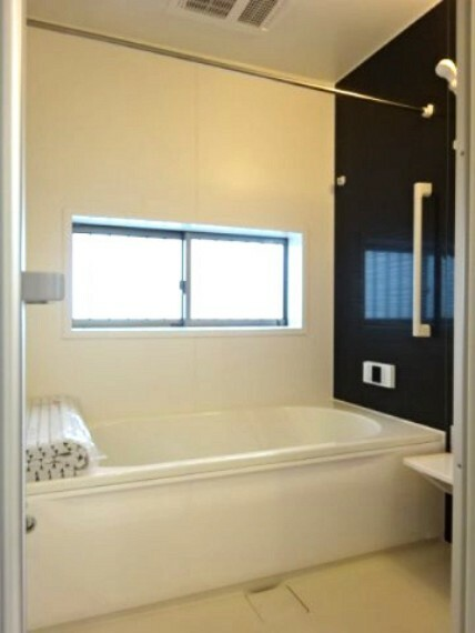 浴室 《 現地写真 》現地見学や詳細は 株式会社レオホーム へお気軽にご連絡下さい。