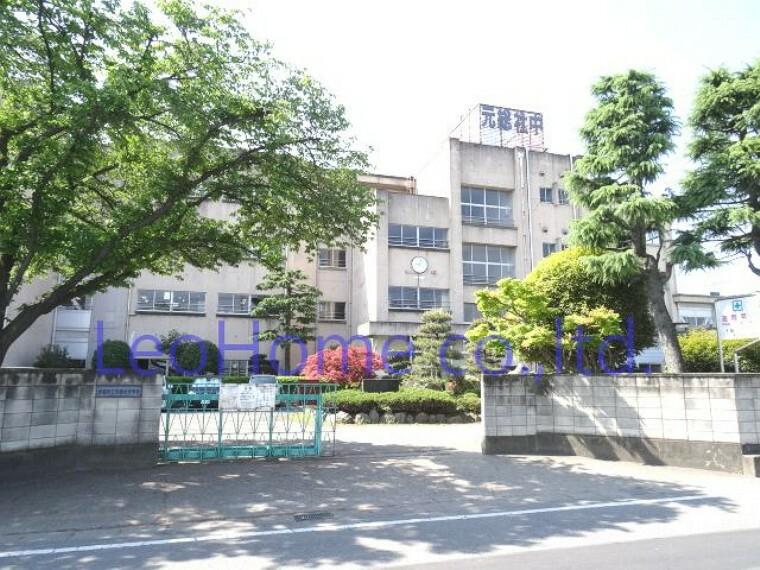 中学校 【中学校】前橋市立元総社中学校まで2766m