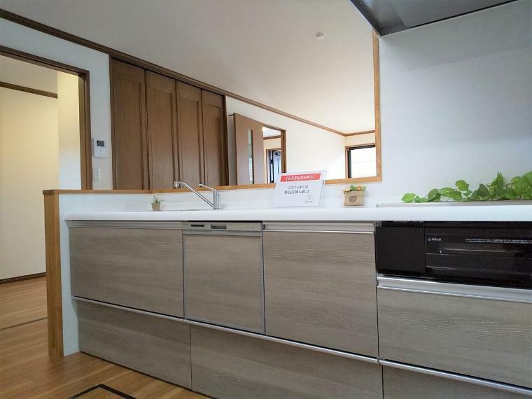 キッチン システムキッチン新品入れ替え済
