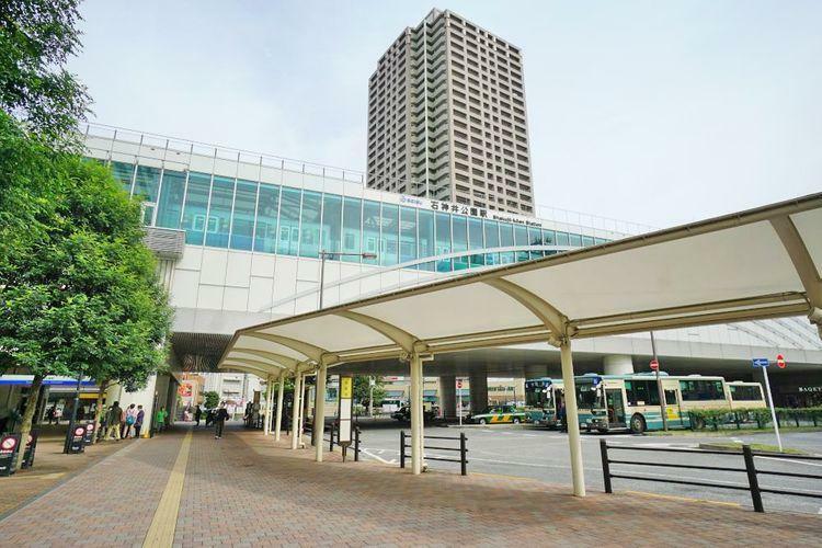 石神井公園駅(西武 池袋線) 徒歩10分。
