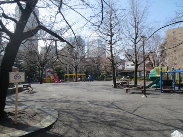 公園 月島第一児童遊園