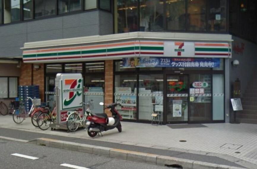 コンビニ セブンイレブン 広島楽々園店