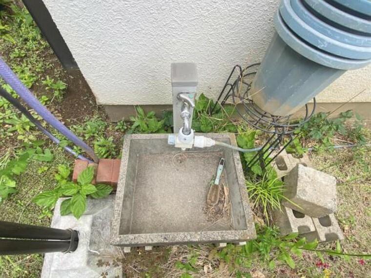 外水栓もございます。