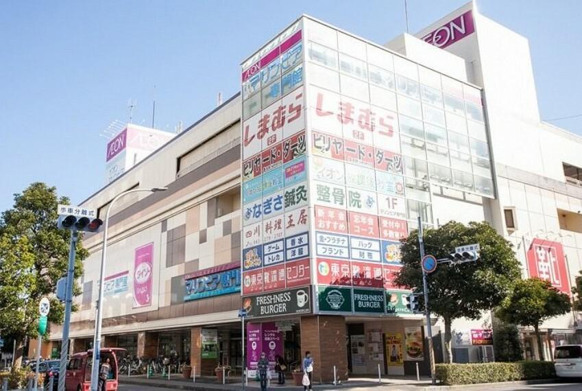 スーパー 【スーパー】イオン マリンピア店まで679m