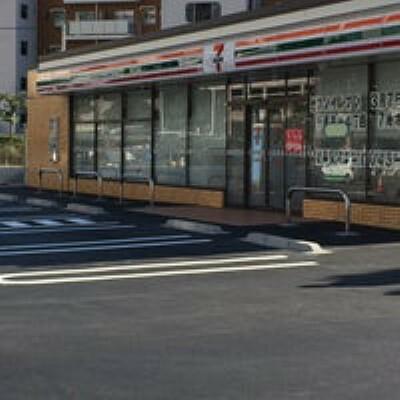 コンビニ 【コンビニエンスストア】セブンイレブン 千葉高浜4丁目店まで168m