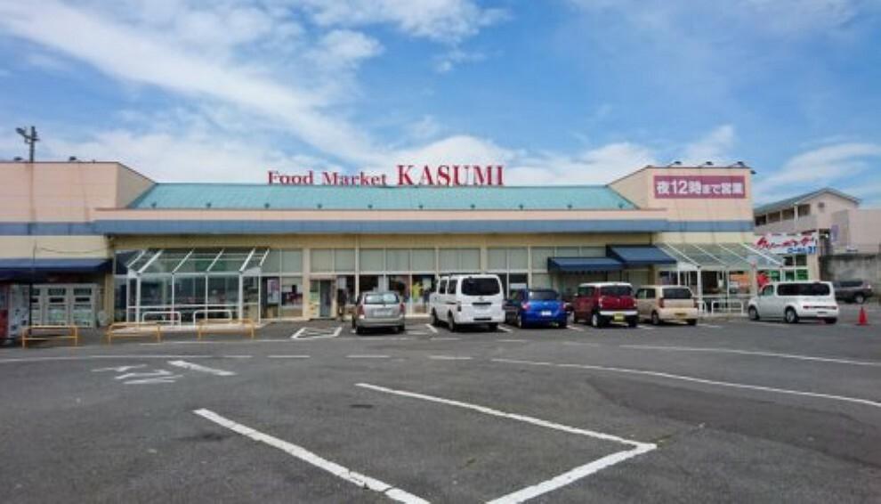 スーパー 【スーパー】カスミ 高津店まで1483m